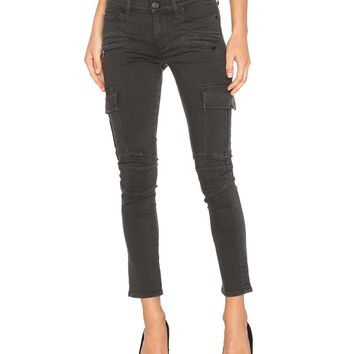 Colby Ankle Moto Skinny Cargo