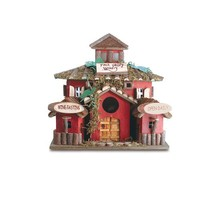 Gifts & Decor Finch Valley Winery Wine Bird House/Feeder (Discontinued by Manufacturer)