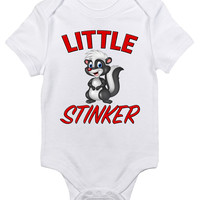 Baby Bodysuit - Little Stinker