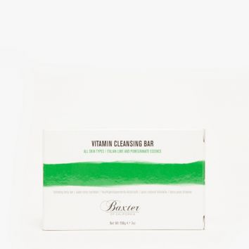 Baxter Of California Vitamin Cleansing Bar Lime