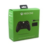 DCCKIN7 New Xbox One Wireless Controller + Play and Charge Kit - Microsoft Xbox One