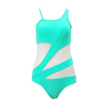 2016 May Beach swimsuit front Sequin Bathing Suits Tank Top Designer Bikini Sexy Balconette bikini Indoor Swimsuit  Seafolly