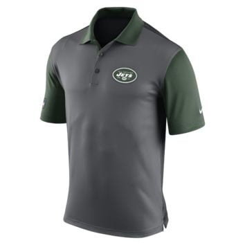 Nike Preseason (NFL Jets) Men's Polo Shirt