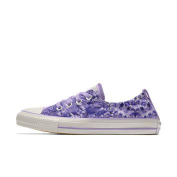 The Converse Custom Chuck Taylor All Star Shoreline Women's Slip-On Shoe.