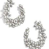 BaubleBar Evolet Hoop Earrings | Nordstrom