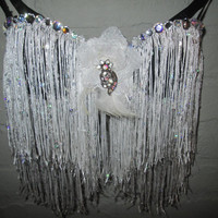 Flapper Dress Style Rave Bra
