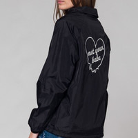 """""""Not Your Babe"""" Jacket"""
