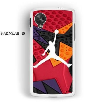 Air Jordan Retro Raptors For Nexus 4/Nexus 5 Phone case ZG