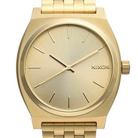 Nixon 'The Time Teller' Watch, 36mm