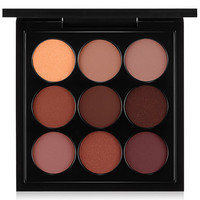 MAC Eye Shadow Palette, Burgundy x 9 | macys.com