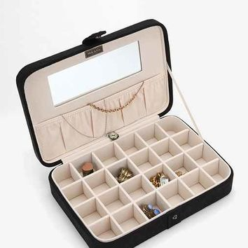 Maria Jewelry Box- Black One
