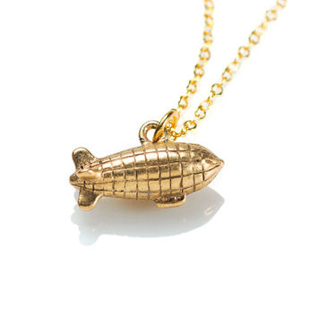 Airship Necklace
