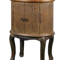 Uttermost Ascencion Storage Accent Table - 24241