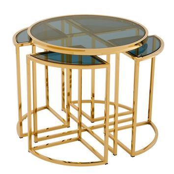 Gold Side Table  | Eichholtz Vicenza