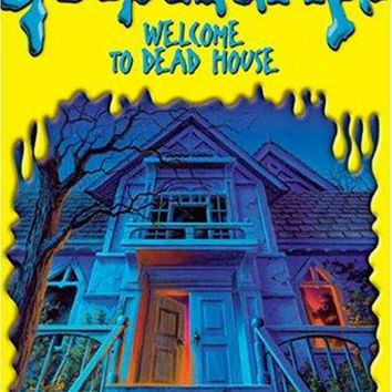 R.L. Stine & Kathryn Short - Goosebumps - Welcome to Dead House