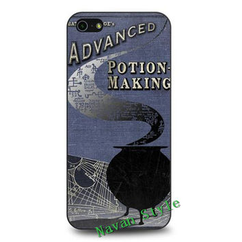 HARRY POTTER ADVANCED POTION MAKING case cover for iphone 4 4s 5 5s 5c 6 6s plus for samsung galaxy S3 S4 S5 S6 S7 note 2 3 4