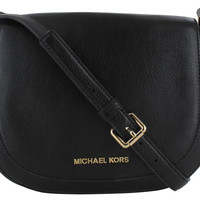 Michael Kors Bedford Women's Crossbody Bag Purse Leather