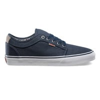 Vans Chukka Low(Totem)Navy/White