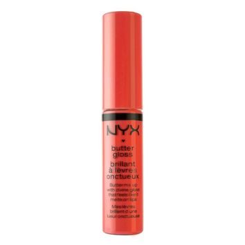 NYX - Butter Gloss - Peach Cobbler - BLG06