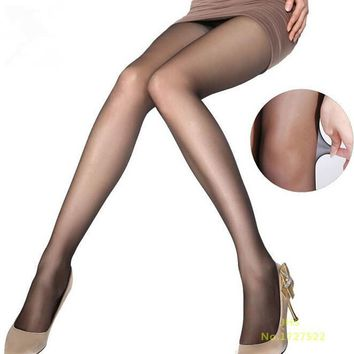 Women's Hosiery Full Foot Semi Patterned Tights