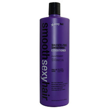 Sexy Hair Concepts Smooth Sexy Hair Smoothing Conditioner Sulfate-Free 33.8 Oz
