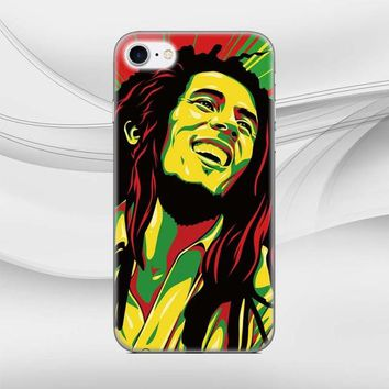 David Bowie Bob Marleys Capa Case For Samsung Galaxy J1 J3 J5 J7 A3 A5 A7 2016 Version For Samsung J5 J7 Prime Phone Cover Coque