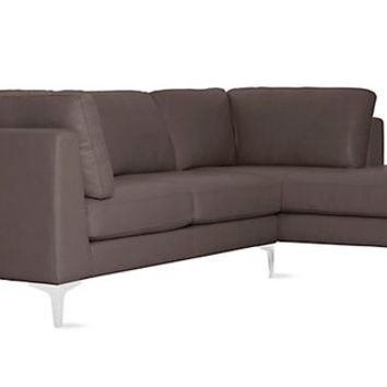 Dwr Albert Sectional Couch Right In From Krrb Local