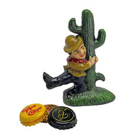 Cactus Cliff Iron Bottle Opener