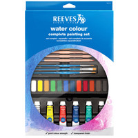 Reeves® Complete Watercolor Set