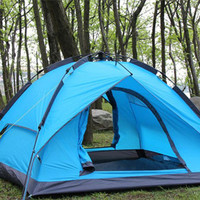 Instant Automatic Three-Four Person Camping Tent