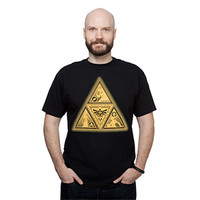 Legend of Zelda Triforce Tee - Exclusive