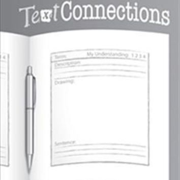 TextConnections Student Vocabulary Journal