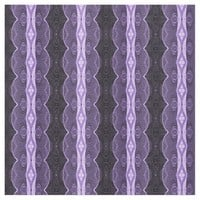 black purple lace stripes fabric