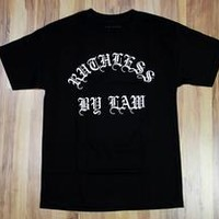 Black Scale Ruthless By Law Tee-Black at Primitive Shoes & Apparel