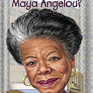 Who Was Maya Angelou? (Paperback)