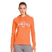 Under Armour Women's UA Pretty Gritty Blackout Hoodie