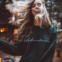 The Parks Adventurer Crewneck