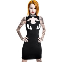 Purr Evil Bodycon | DRESS