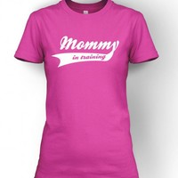 Mommy in Training Shirt