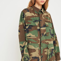 Urban Renewal Vintage Originals Camo Jacket | Urban Outfitters