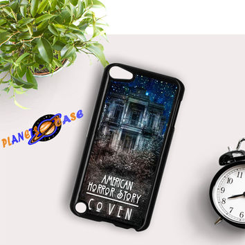 American Horror Story coven In Galaxy iPod Touch 6 Case Planetscase.com