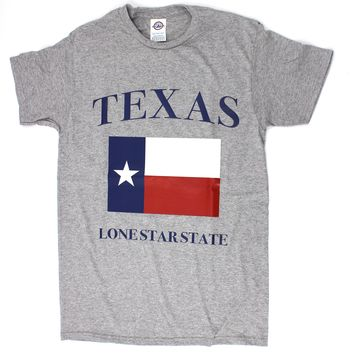 Texas Flag Lone Star State T-Shirts