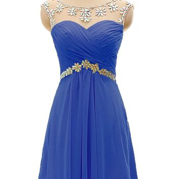 Vnaix Bridals Short Prom Dresses for Juniors Birthday Dress Sexy Cocktail Dresses