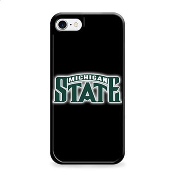 Michigan State Text iPhone 6 | iPhone 6S case