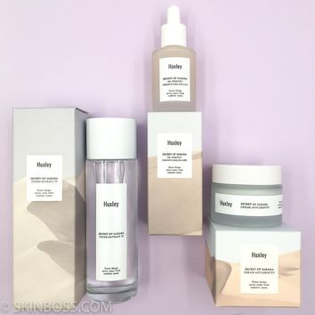 Huxley Secret of Sahara - Antioxidant Routine Set (LIMITED EDITION)