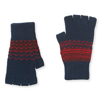 Aeropostale  Fair Isle Fingerless Gloves