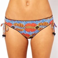 Huit African Queen Low Waisted Brief