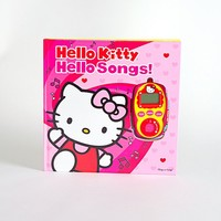 Hello Kitty Hello Songs! Music Player & Book