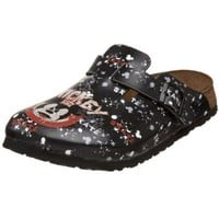 Birki`s Women`s Woodby Cork Clog,Mad Mickey, 35 N EU (US Women`s 4 N)