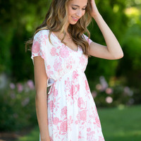 Countryside Floral Tunic